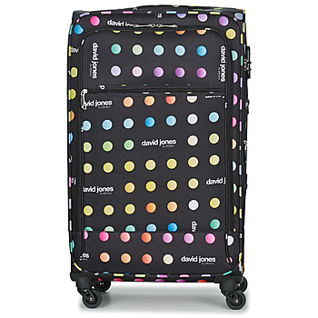 Tassen Soepele Koffers David Jones CASILO 106L Multicolour
