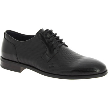 Schoenen Heren Derby Raymont 705 BLACK nero