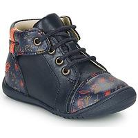 Schoenen Meisjes Laarzen GBB OLSA Blauw