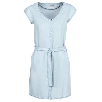 Textiel Dames Korte jurken Yurban kOULIENNE Blauw / Clair