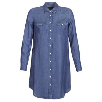 Textiel Dames Korte jurken Yurban kOULIOTE Blauw / Donker