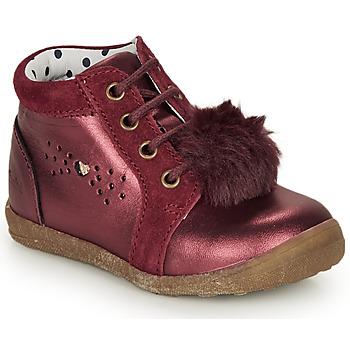 Schoenen Meisjes Laarzen Catimini CALISTA Bordeaux