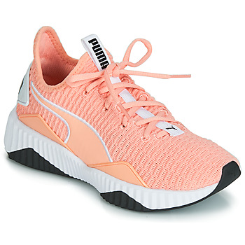 Schoenen Dames Lage sneakers Puma WNS DEFY.PEACH Orange