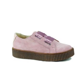 Schoenen Meisjes Lage sneakers Catimini CAVANILLE Cvv / Roze / Dpf / 2892