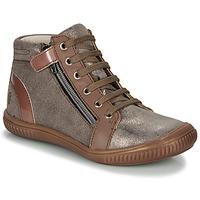 Schoenen Meisjes Hoge sneakers GBB RACHIDA Wit
