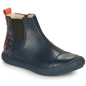 Schoenen Meisjes Laarzen GBB ONAO Blauw