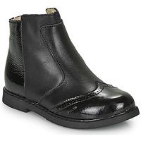 Schoenen Meisjes Laarzen GBB OURIETTE Zwart