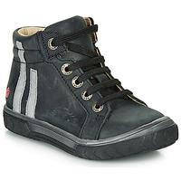Schoenen Jongens Hoge sneakers GBB OSKOF Zwart