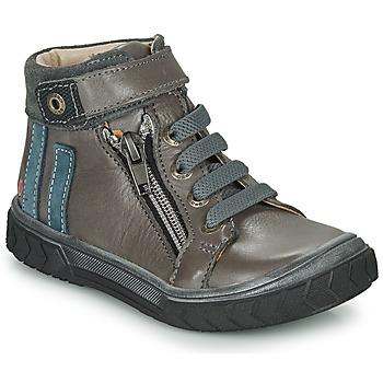 Schoenen Jongens Hoge sneakers GBB OMAHO Grijs