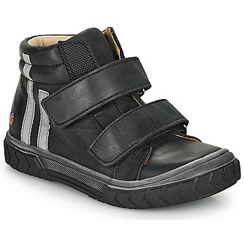 Schoenen Jongens Hoge sneakers GBB OZONE Zwart