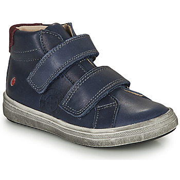 Schoenen Jongens Hoge sneakers GBB NAZAIRE Blauw