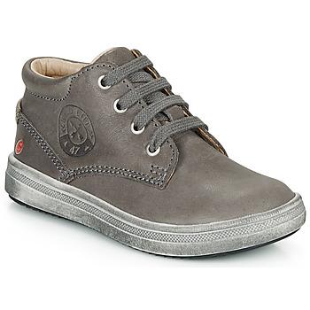 Schoenen Jongens Hoge sneakers GBB NINO Zwart