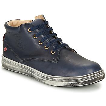 Schoenen Jongens Hoge sneakers GBB NINO Blauw
