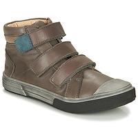 Schoenen Jongens Hoge sneakers GBB OSHIRO Grijs