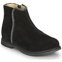 Schoenen Meisjes Laarzen GBB OJIMA Zwart