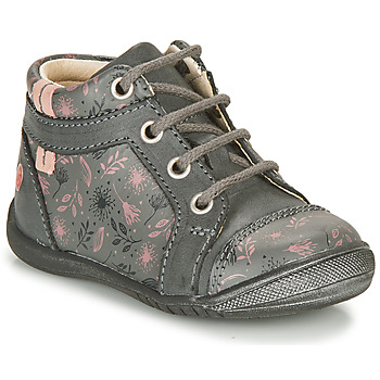 Schoenen Meisjes Laarzen GBB OMANE Zwart