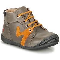 Schoenen Jongens Hoge sneakers GBB OVELO Zwart