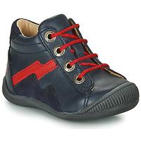 Schoenen Jongens Hoge sneakers GBB ORAM Blauw