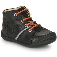 Schoenen Jongens Hoge sneakers GBB OULOU Zwart