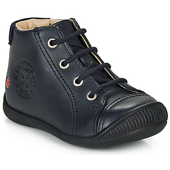 Schoenen Jongens Hoge sneakers GBB NOE Blauw