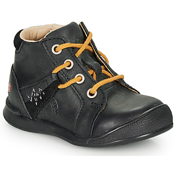 Schoenen Jongens Hoge sneakers GBB ORBINO Zwart