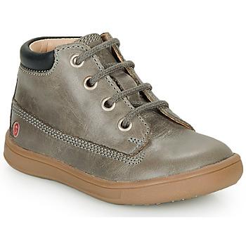 Schoenen Jongens Laarzen GBB NORMAN Zwart