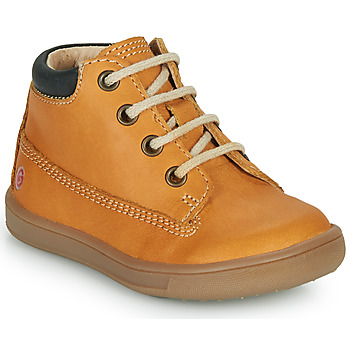 Schoenen Jongens Hoge sneakers GBB NORMAN Orange