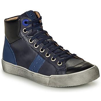 Schoenen Jongens Hoge sneakers GBB OSTRAVI Blauw