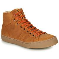 Schoenen Jongens Hoge sneakers GBB OSTRAVI Brown