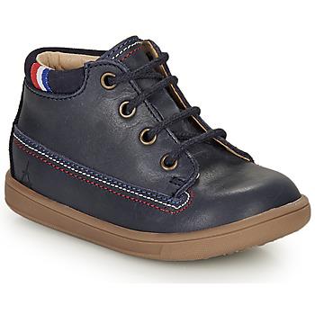 Schoenen Kinderen Laarzen GBB FRANCETTE Marine