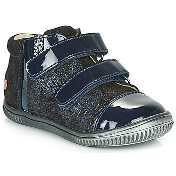 Schoenen Meisjes Hoge sneakers GBB ODITA Blauw