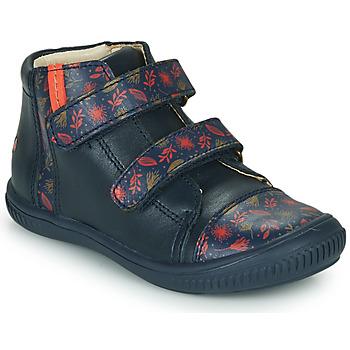 Schoenen Meisjes Hoge sneakers GBB ODITA Marine