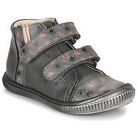 Schoenen Meisjes Hoge sneakers GBB ODITA Grijs
