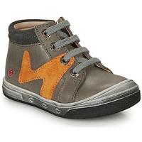 Schoenen Jongens Hoge sneakers GBB OLINOU Grijs