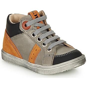 Schoenen Jongens Hoge sneakers GBB ANGELITO Orange