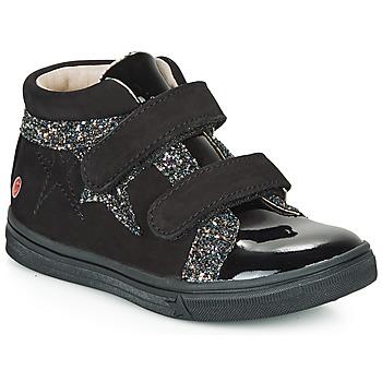 Schoenen Meisjes Hoge sneakers GBB OHANE Grijs