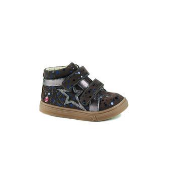 Schoenen Meisjes Hoge sneakers GBB OHANE Beige