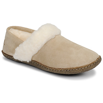 Schoenen Dames Sloffen Sorel NAKISKA™ SLIPPER II Beige