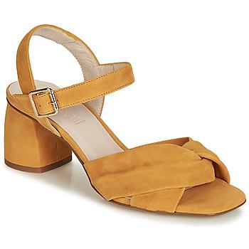 Schoenen Dames Sandalen / Open schoenen Fericelli JESSE Geel