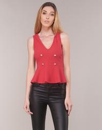 Textiel Dames Tops / Blousjes Moony Mood KITTILE Rood