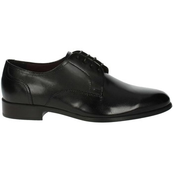 Schoenen Heren Derby Antonio Di Maria CR1770/141 Black