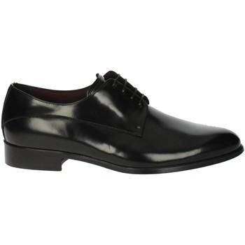 Schoenen Heren Derby Antonio Di Maria B4TRIS/141 Black