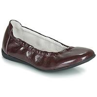Schoenen Meisjes Ballerina's Ramdam LIBRE Bordeaux