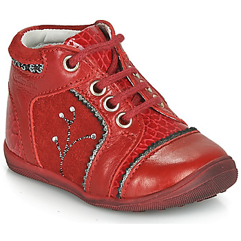 Schoenen Meisjes Laarzen Catimini CALINE Rood