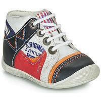 Schoenen Jongens Laarzen Catimini CACHALOT Wit