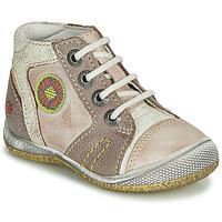 Schoenen Jongens Laarzen GBB MONTGOMERY Beige