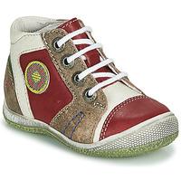 Schoenen Jongens Laarzen GBB MONTGOMERY Rood