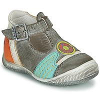 Schoenen Jongens Sandalen / Open schoenen GBB MARIO Grijs / Blauw