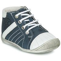 Schoenen Jongens Laarzen GBB MATYS Blauw