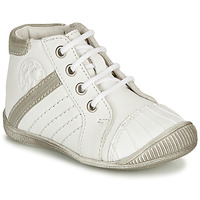 Schoenen Jongens Laarzen GBB MATYS Wit